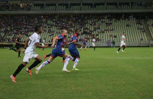 Leão ficou no empate sem gols (FOTO: Leonardo Moreira-FortalezaEC)