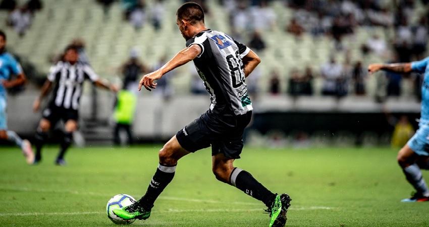 Ceará vence o Grêmio na Arena Castelão e se distancia do Z-4