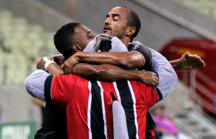 O Ferrão está mais líder do que nunca (FOTO: Xandy Rodrigues/Ferroviário Atlético Clube)