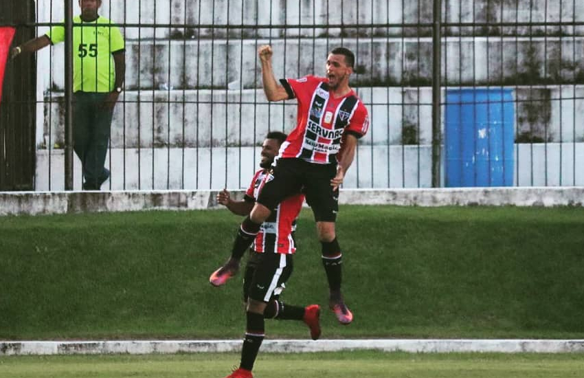 Edson Cariús assume artilharia do futebol brasileiro em 2019