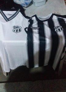 Circula na internet fotos das supostas camisas que estariam sendo comercializadas.