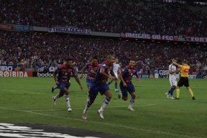 Welligton Paulista balançou as redes duas vezes. (FOTO: Jackson Lima/FortalezaEC)