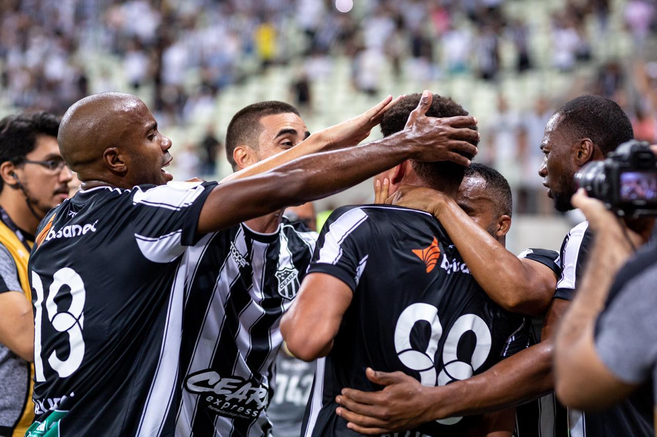 Ceará vence o primeiro Clássico-Rei do ano, na Série A