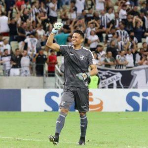 Diogo Silva é titular absoluto do Vovô. (FOTO: Pedro Chaves)
