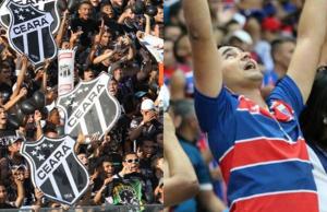 Ceará e Fortaleza são destaques em média de público do Brasileirão. (FOTO: Divulgação)