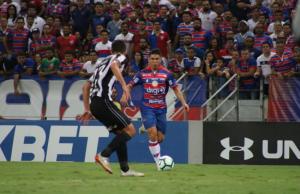 O Fortaleza venceu por 1 a 0 (FOTO: Leonardo Moreira/Fortaleza EC)