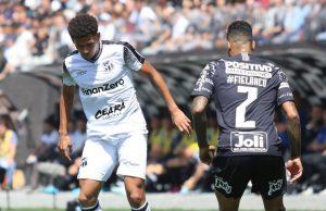 O Vovô amarga sua quarta derrota seguida na Série A (FOTO: Israel Simonton/CearáSC)