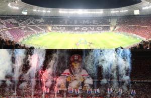 Ceará e Fortaleza estão entre os times que mais levam torcedores ao estádio na Série A. (FOTOS: Gustavo Simão e Eduardo Trovão)