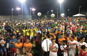 A maior competição não-profissional do Estado deve movimentar mais de 10 mil atletas. (FOTO: Ana Claudia Andrade)