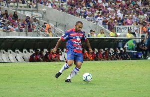 O Fortaleza é o 6º time que mais acerta cruzamentos na Série A. (FOTO: Leonardo Moreira/Fortaleza EC)