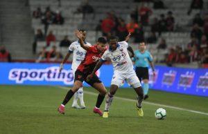 Fortaleza sofreu goleada na Arena da Baixada. (Foto: Miguel Locatelli/Athletico Paranaense)