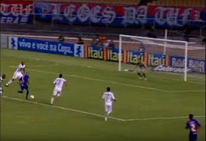 No Castelão, Fortaleza aplicou goleada histórica no Fluminense. (Foto: Reprodução)