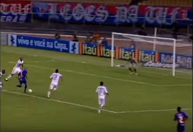 #TBT: Com direito a goleada, Fortaleza venceu Fluminense no Brasileirão de 2005