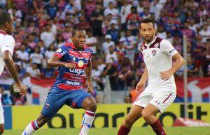 O Fortaleza volta a campo no próximo domingo, contra o Bahia. (FOTO:Leonardo Moreira/Fortaleza EC)