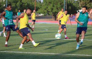 Zé Ricardo não deve fazer alterações no time titular. (Foto: Allana Alves / Fortaleza EC)