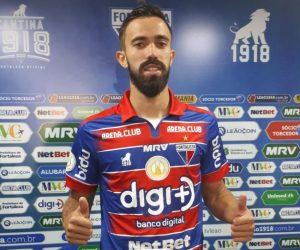 O contrato de Matheus Vargas é até 2021. (Foto: Anderson Azevedo/Futebolês)