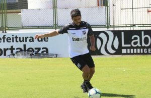 Felipe Silva deve pintar no time titular (FOTO: Bruno Aragão/Ceará SC)