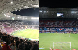 Ceará e Fortaleza levam grandes públicos à Arena Castelão. (FOTOS: Eduardo Trovão e Leonardo Moreira)
