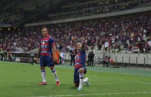 O Leão volta a campo no domingo (13), contra o Vasco. (FOTO: Lucas Emanuel /FortalezaEC)