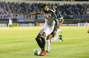 O Ceará foi derrotado para o Grêmio, por 2 a 1 (FOTO: Israel Simonton/cearasc.com)