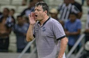 O Ceará soma 10 partidas sem vencer.