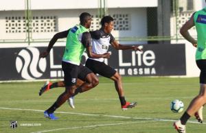 William Oliveira deve ganhar vaga no time titular (FOTO: Bruno Aragão/cearasc.com)