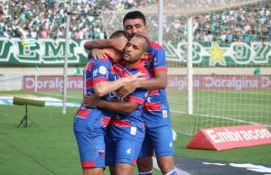 Bruno Melo e Osvaldo marcaram os gols tricolor (FOTO: Luan Erick /FortalezaEC)