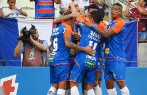 Wellington Paulista e David marcaram os gols da partida. (Foto: Eduardo Trovão/Futebolês)