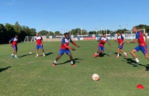 Fortaleza busca manter invencibilidade na Copa do Nordeste. (Foto: Divulgação/FortalezaEC)