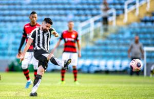 O Ceará empatou em 0 a 0 com o Guarany no Campeonato Cearense (FOTO:  Stephan Eilert/CearaSC.com)