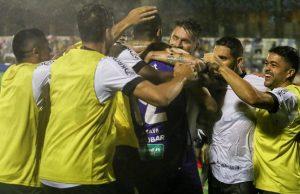 Com direito a goleada, Ceará vence o River pela Copa do Nordeste. (Foto: Felipe Santos/cearasc.com)
