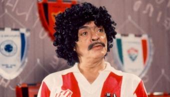 Chico Anysio interpretando o personagem Coalhada