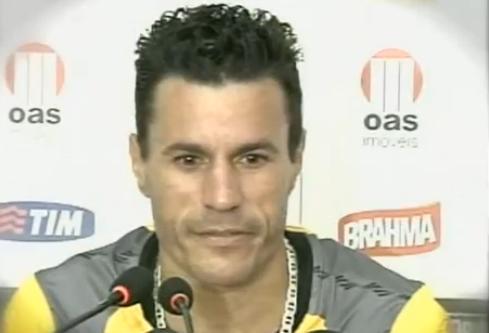 Michel tem se destacado com a camisa do Vitória