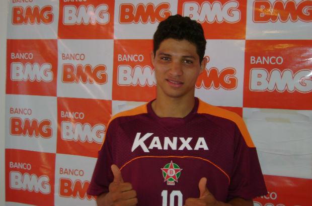 Cearense Jajá é destaque do Boa Esporte