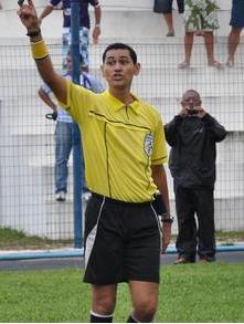 Antônio Dib Morais apitou Fortaleza 3x1 Paysandu