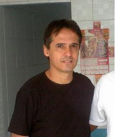 Márcos Gaúcho é o presidente do SAFECE