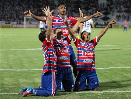 Fortaleza conquistou a liderança após vencer o Santa Cruz