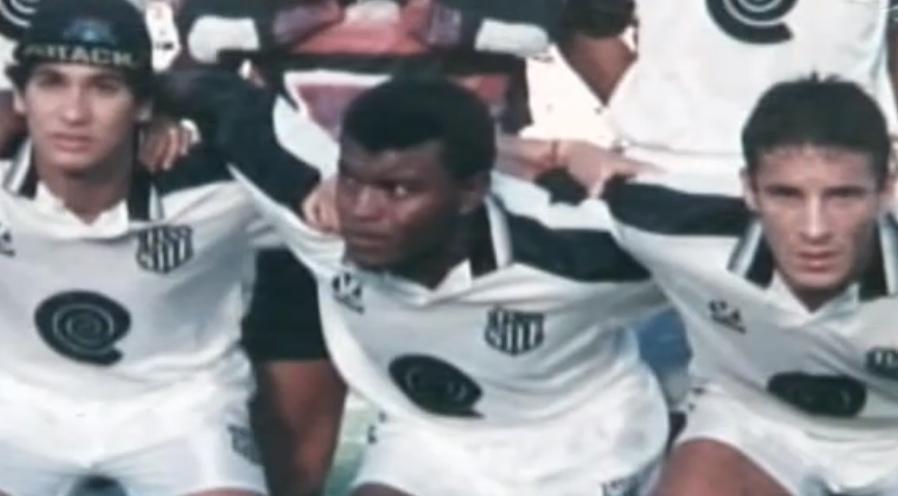 Ivanildo, à direita de Sérgio Alves, participou de uma geração vitoriosa do Ceará