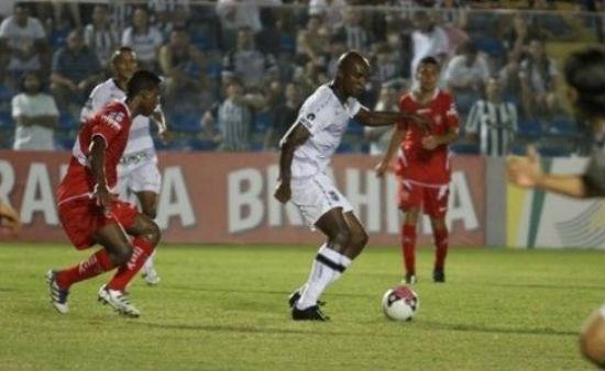 Ceará e Boa empataram em 1 a 1 no primeiro turno
