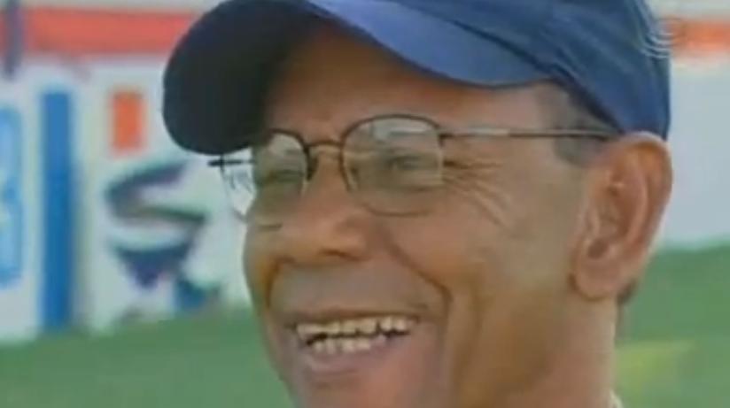 Chinesinho concedeu entrevista ao Jangadeiro Esporte Clube um ano antes da sua morte