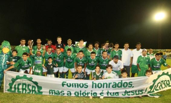 Icasa foi vice campeão da Série C do Campeonato Brasileiro 2012