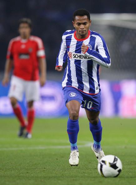 Raffael é o jogador cearense mais valioso no futebol mundial Foto: Getty Images