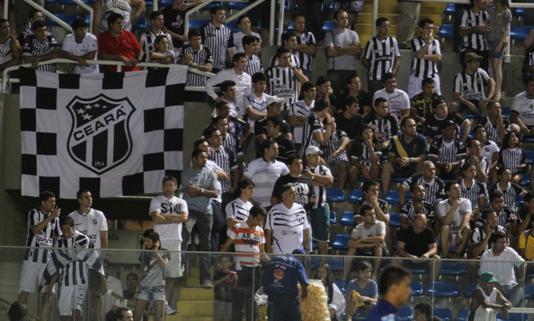 Juizado do Torcedor registrou duas ocorrências em Ceará x ABC