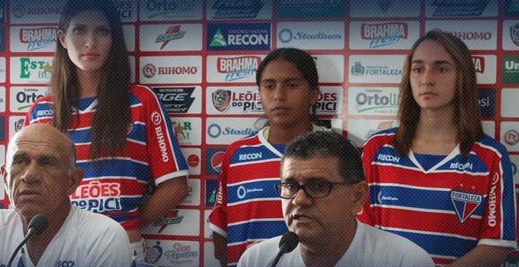 Comissão técnica do time de futebol feminino do Fortaleza foi apresentada