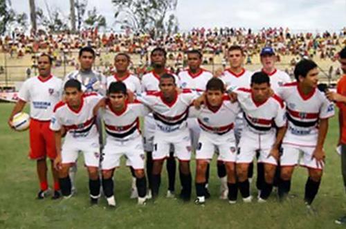 Histórico time do Ferroviário que venceu o Bahia por 7 a 2 em 2006
