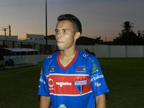Atacante Romarinho não aceitou a proposta de renovação de contrato do Fortaleza