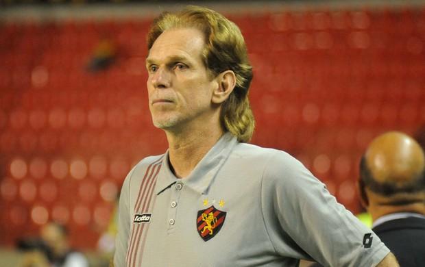 Sérgio Guedes é o novo técnico do Vovô