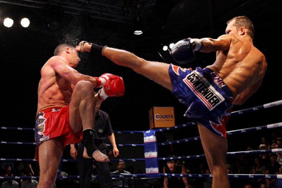 Muay Thai é o esporte mais popular da Tailândia