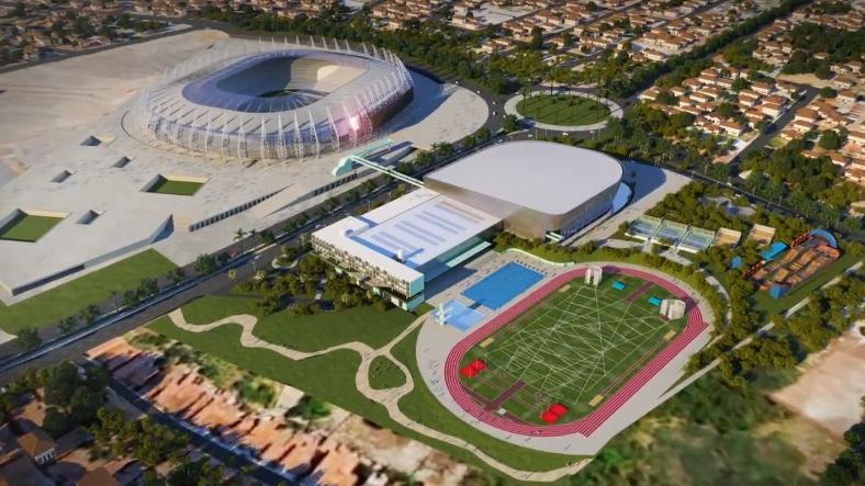 Novo CFO ficará localizado em frente a Arena Castelão