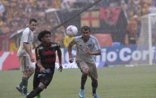 Última derrota do Palmeiras foi para o Sport, com gol nos acréscimos